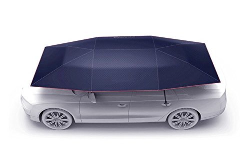 Car Tent Automatic Folded Portable Automobile Protection