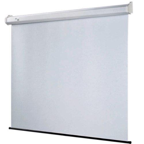 "Luma Glass Beaded Manual Projection Screen Viewing Area: 70"" H x 70"" W"