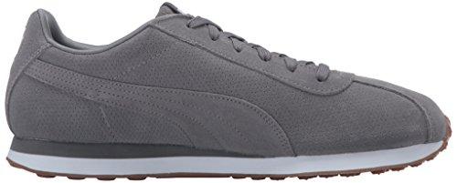 fake Puma Men's Turin S Fashion Sneaker Steel Gray official cheap price KwNEQL