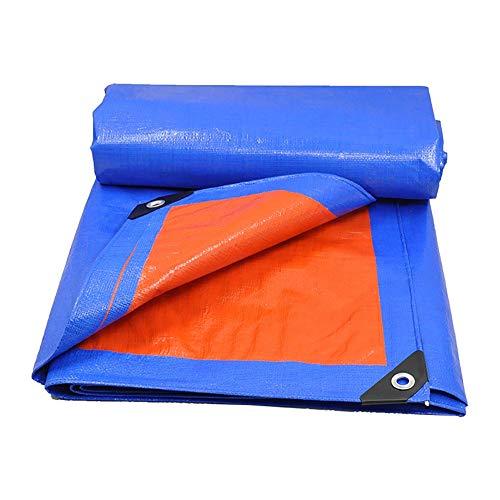 bâche Bâche de protection solaire solaire solaire imperméable épaisse - Couverture de qualité supérieure En bâche de 150 g/mètre carré (Couleur : A, taille : 6MX10M) 7b9df3