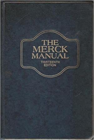Merck Manual Pdf Free