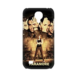 DIY Music Band Paramore Hayley Williams Printed for Samsung Galaxy S4 MINI i9192/i9198 Case Cover 03