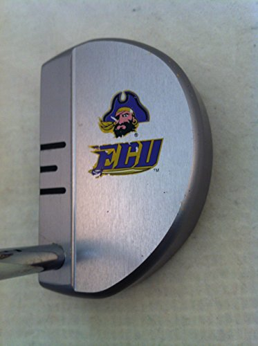 East Carolina Pirates Logo Golf Players Performance Right Handed Putter