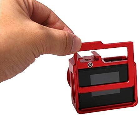 WiFi /& SJ6000 /& SJ7000 Sport Action Camera Durable SG169 Universal Aluminum Alloy Protective Case with 40.5mm UV Filter /& Lens Protective Cap for SJCAM SJ4000 /& SJ4000 WiFi /& SJ4000