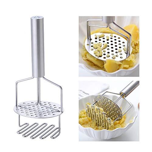 Rasuradora de patatas de acero inoxidable para hacer puré de ...