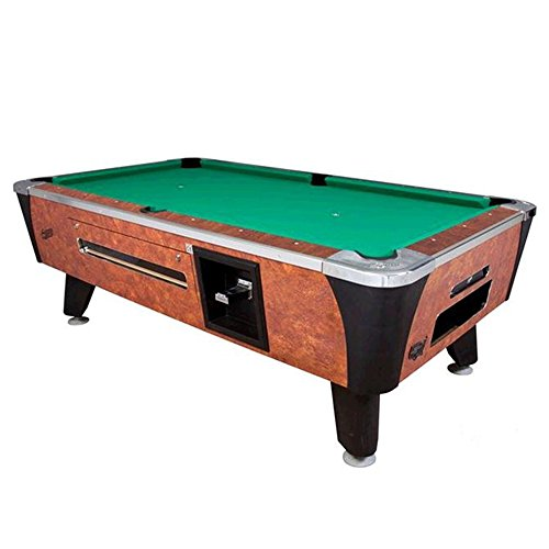 Valley-Dynamo Dynamo Sedona Coin Operated 8' Pool Table