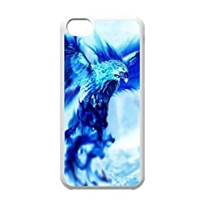 iPhone 5c Cell Phone Case White League of Legends Anivia CZZ Body Glove Phone Cases
