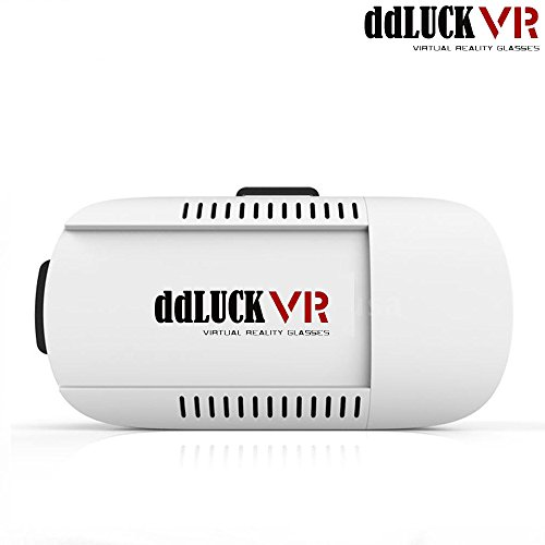 ddLUCK VR BOX 3D Headset Glasses VR 3D Video Glasses For 4.7 to 6 Inch Smartphones
