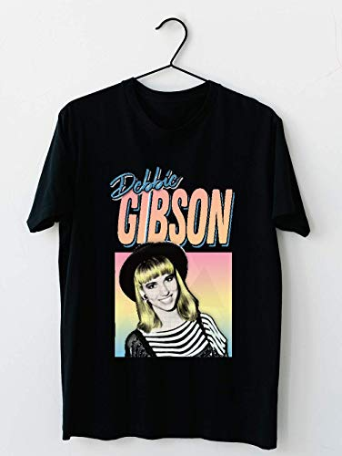 (Debbie Gibson 80s Styled Aesthetic Tshirt Hoodie for Men Women )