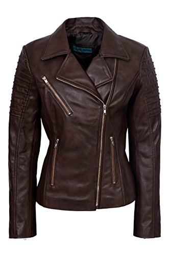 Lady Leather Jackets - 2