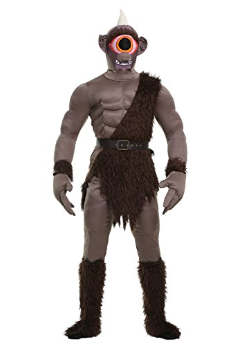 Cyclops Men's Costume Large