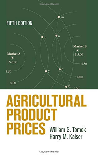 Agricultural Product Prices by Tomek William G