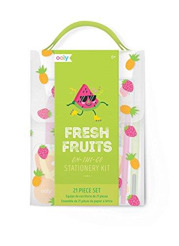 OOLY, Fresh Fruits Stationery - Stationery Fruit
