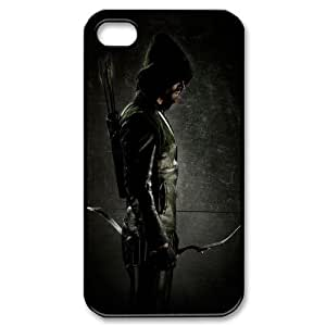 [StephenRomo] For Iphone 4 4S-DC Green Arrow PHONE CASE 9