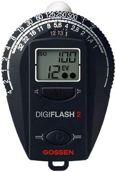 Gossen GO 4007-2 Digiflash Light Meter 2 Black