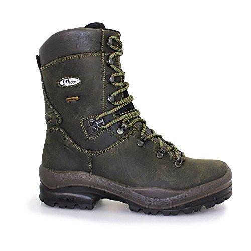 Grisport - Zapatos de caza de Piel para hombre Verde verde