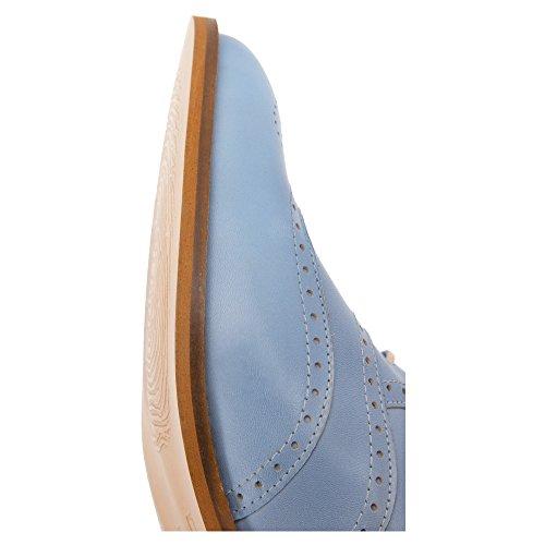 Hardy Dames Noah Oxfords Schoenen Lichtblauw