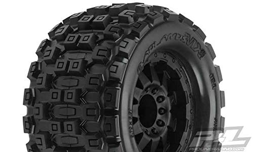 - Pro-line Racing Badlands MX38 3.8 MTD F-11 1 2 Offset 17mm (2) MT, PRO1012713