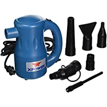 XPOWER A-2 Airrow Pro Multi-Use Electric Computer Duster Dryer Air Pump Blower - Blue (A-2-FBA)