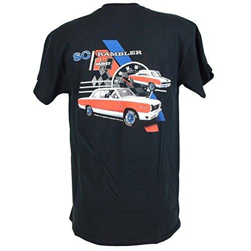 crambler Men's T Shirt S/C Rambler Hurst American (Large) ()