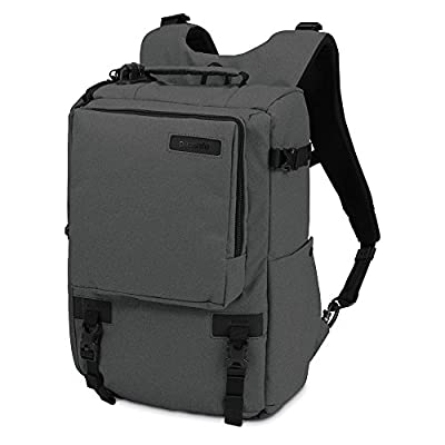 Pacsafe Z16-Charcoal Camsafe Carrying Case for Cameras (Charcoal) from Pacsafe