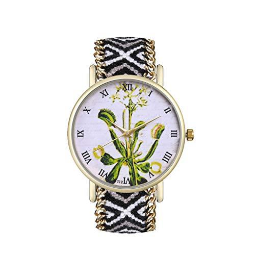 (Fenleo Women's Watches Luxury Quartz Watches Woman Fashion Wrist Watch)