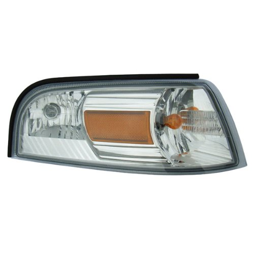 2006-2011 Mercury Grand Marquis Corner Park Light Turn Signal Marker Lamp Right Passenger Side (2006 06 2007 07 2008 08 2009 09 2010 10 2011 11)