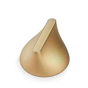 Friday Labs FLBR Lock Brass Bluetooth, Wi-Fi, Brass Finish Shell, Brass Finish Door Adapter Plate, Apple Homekit, Metal Die-casting/Zinc