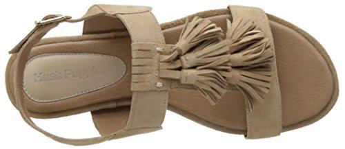 Hush Puppies Gandy - Zapatos Mujer Beige (Beige Taupe)