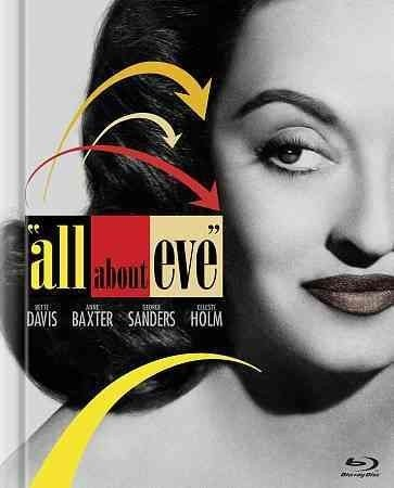 ALL ABOUT EVE (BLU-RAY/60TH ANNIVERSARY/FS-1.33/ENG-FR-SP SUB) ALL ABOUT EVE (BLU-RAY/60TH ANNIVERS