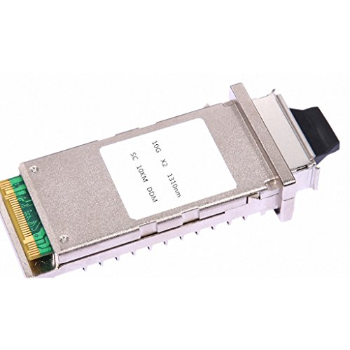 Macroreer Cisco X2-10GB-LR Compatible 10GBASE-LR X2 Transceiver Module 1310nm 10km by Macroreer