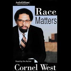 Race Matters Audiobook