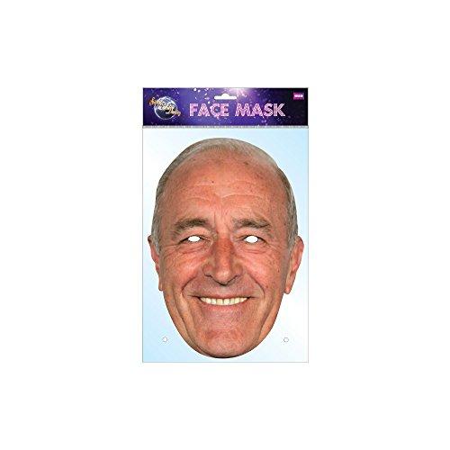 [Len Goodman Celebrity Face Mask] (Strictly Come Dancing Ballroom Costumes)