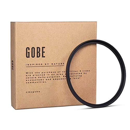 Gobe UV 49mm Japan Optics 12-Layer Multi-Resistant Coated Ultra Violet Filter
