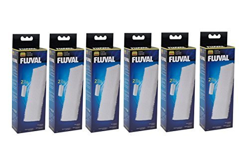 (Fluval Foam Filter Block A222 - For 204/205/206 & 304/305/306 12-Pack - Retail)