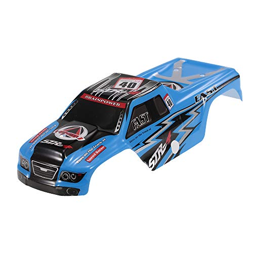 Goolsky WLtoys Car Body Shell for A999 1/24 100mm Wheelbase RC Car Off-Road Buggy Pickup Truck