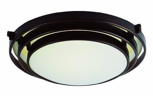 Rob 3 Light Pendant (Trans Globe Lighting 2484 ROB 1-Light Flush-Mount, Rubbed Oil Bronze)