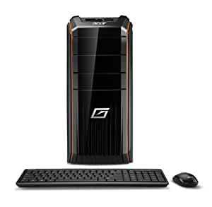 Acer Predator AG3620-UR12 Gaming Desktop (Black) (Discontinued by Manufacturer)