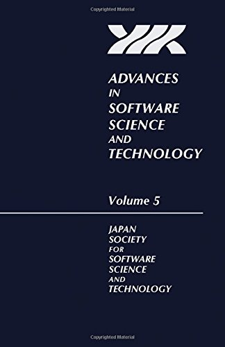 Advances in Software Science and Technology, Volume 5