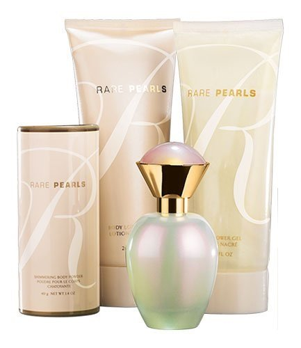 Avon Rare Pearls 4-piece Gift Set