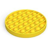Pop it Bubble Sensory Fidget Toy - Yellow