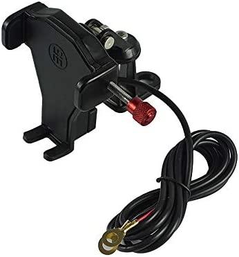 Soporte Universal Con Cargador USB Motocicleta Soporte para ...