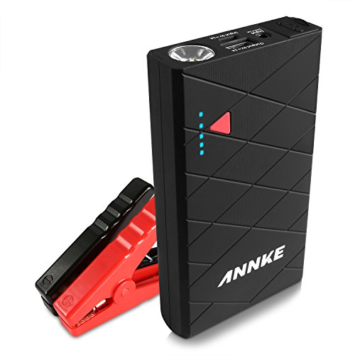 Innovative Portable Starter 10000mAh Capacity