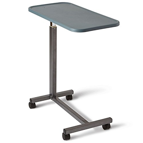 OVERBED TABLE, COMPOSITE TOP, 30x15 (Table Composite Top Overbed)
