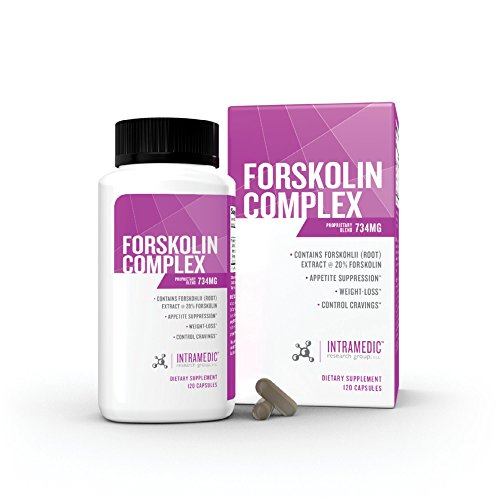 Intramedic ITM Forskolin Complex, 120 Count