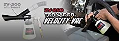 The Tornador ZV-2000 Velocity Vac is a innovative tool made to be equipped with theTornador Black. By combining the outstanding cleaning power of the patented Tornador Black with the innovative Velocity Vac, automotive detailing will never be...