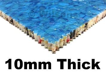10 mm de grosor - la primavera de espuma de poliuretano para alfombras, buena calidad y barata por suelo en línea UK: Amazon.es: Hogar