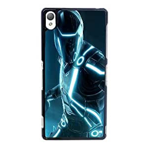 Design Cases Shell Sony Xperia Z3 Cell Phone Case Black kino ron tron Bbcas Printed Cover