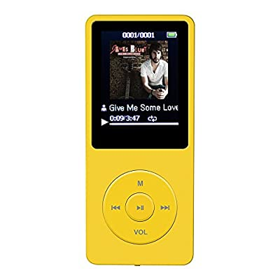 AGPtEK A02 MP3 Music Player
