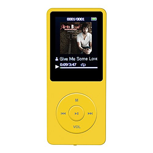 AGPtEK-A02-MP3-Music-Player